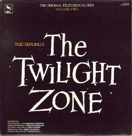 Rod Serling - The Twilight Zone ( The Original Television Scores) Vol. 2