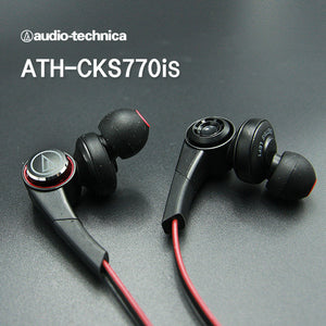 Audio-Technica ATH-CKS770IS SOLID BASS IN-EAR HEADPHONES