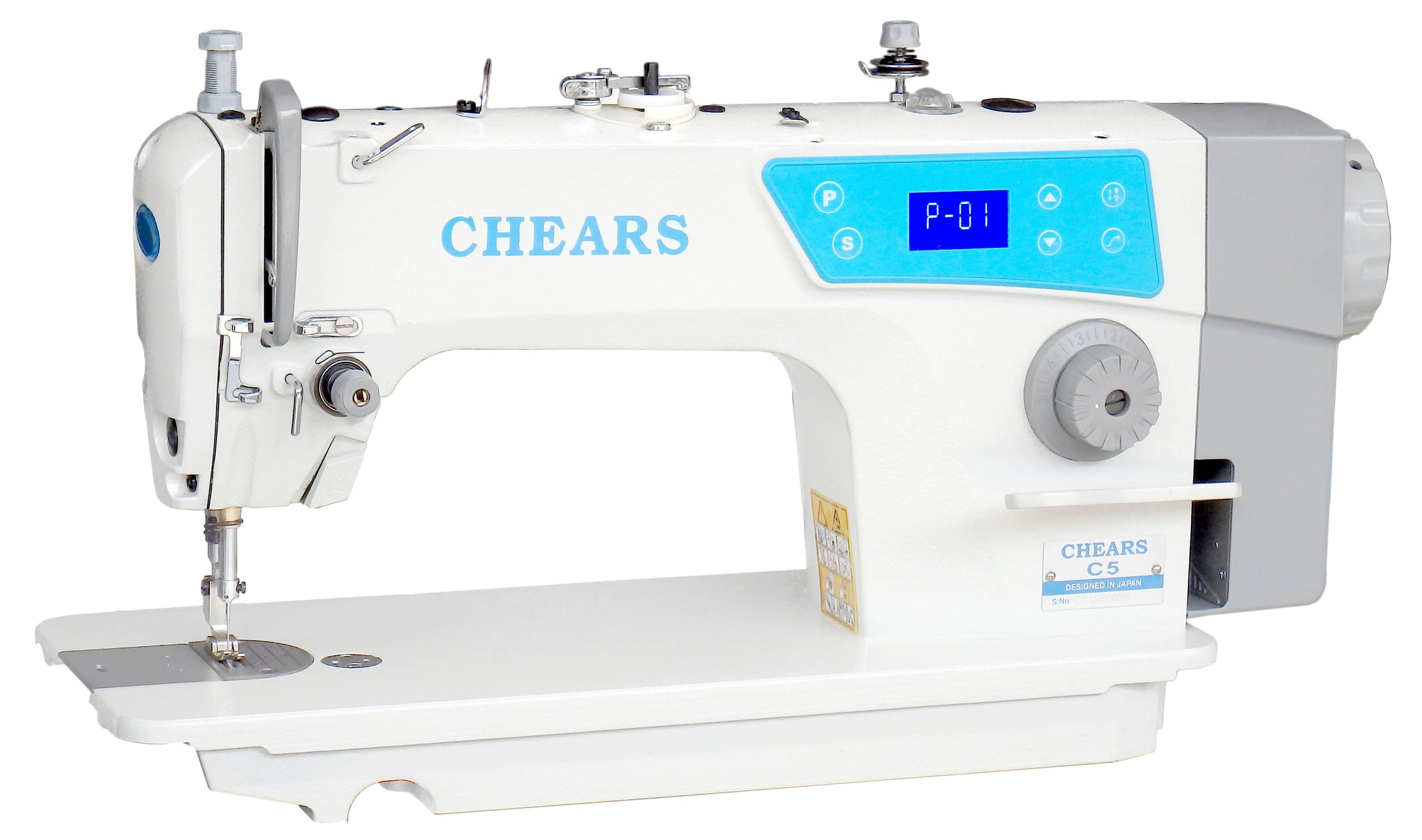 CHEARS C5 Direct Drive Sewing Machine