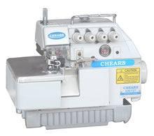 Load image into Gallery viewer, CHEARS 757 Overlock Machine 5thread Complete set