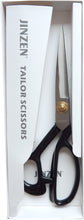 "Load image into Gallery viewer, JINZEN Tailoring Scissor 8"", 9"", 10"""
