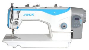 JACK A2 Sewing Machine Complete with Auto-Thread Trimming