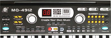 Load image into Gallery viewer, MQ-4912 -49-Mid Size keys Electronic Organ