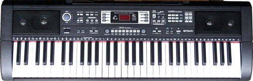 MITSUKI 61-NOTE MUSIC KEYBOARD/ORGAN