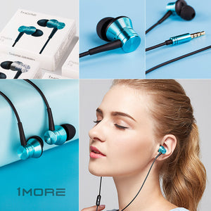 1MORE Piston Fit In-Ear Headphones (E1009)
