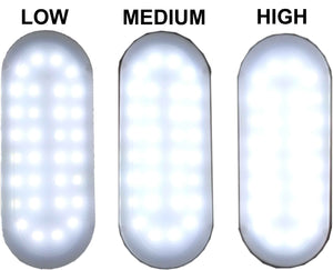 LED Light Touch type 3 levels - ADF