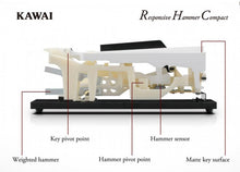 Load image into Gallery viewer, KAWAI KDP70 Digital Piano