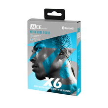 Load image into Gallery viewer, MEE AUDIO X6 Bluetooth in-ear sports headphones