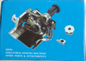 A9E Ruffler attachment for Industrial Lockstitch Machine