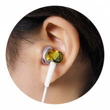 Load image into Gallery viewer, Audio-Technica ATH-CKR30IS IN EAR HEADPHONES FOR SMARTPHONE