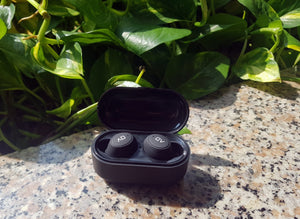 ALPHA & DELTA TWS (True Wireless Sports) FIT in-ear Headphones