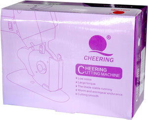 "OCTA -CHEERING RS-100 4""Round Knife Fabric Cutting Machine"