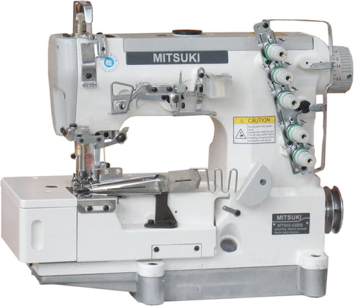 MITSUKI W500 Interlock Sewing Machine - 02BB