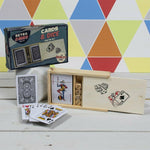 Load image into Gallery viewer, Retro Games Cards & Dice Set