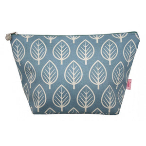 Printed Cotton Cosmetic Bags -Assorted