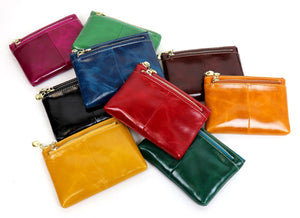 Polished Genuine Leather Purses