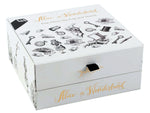 Load image into Gallery viewer, V&A Alice in Wonderland Cup & Saucer Gift Boxed