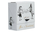 Load image into Gallery viewer, V&A Alice in Wonderland 'Drink Me' Shot Glasses Gift Boxed