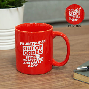 Ministry of Humour Mugs