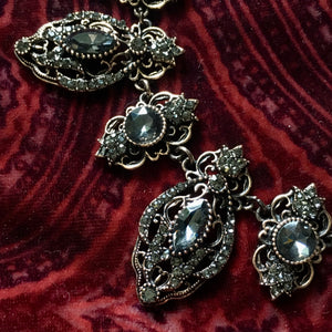 Heritage Vintage Ornate Necklace