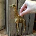 Load image into Gallery viewer, Gold Safari Animal Decorations