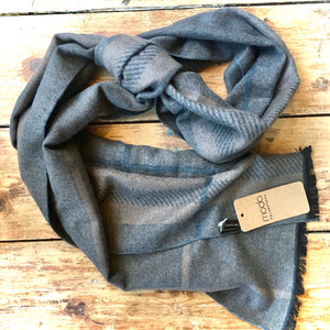 Men's City Scarf Fawn/Grey