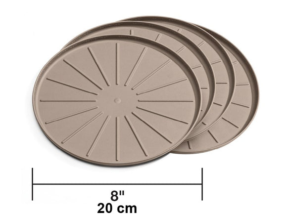 Round Coaster Set (Tan) 10