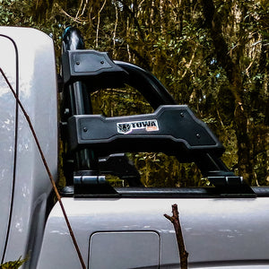 ROLL BAR ST-ROAD (BLACK) NISSAN NP300 2014-2020