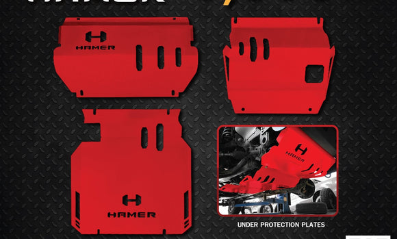 PROTECTOR FRONTAL NISSAN FRONTIER 2014-2020
