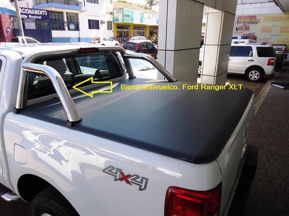 SOFT TONNEAU COVER FORD RANGER -MAZDA BT50 DC 2012-2020