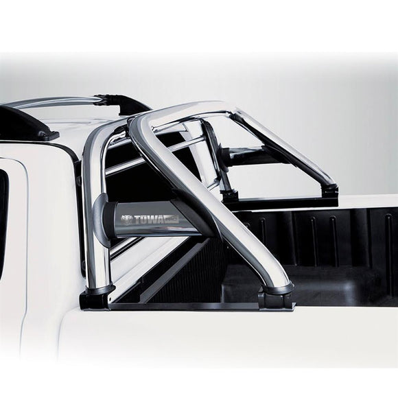 ROLL BAR HW DOUBLE (CHROME)CHEV COLORADO-ISUZU DMAX 2012-2020
