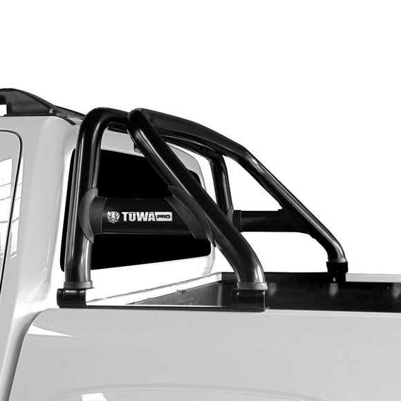 ROLL BAR HW DOUBLE (BLACK) AMAROK 2010-2020