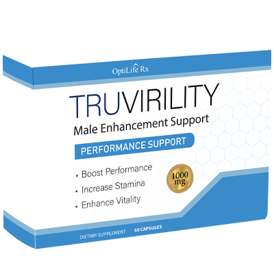 Tru Virility Rx Male 60 Count Best Offer Limited Stock