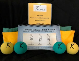 Trauma Informed Bal-A-Vis-X Kit