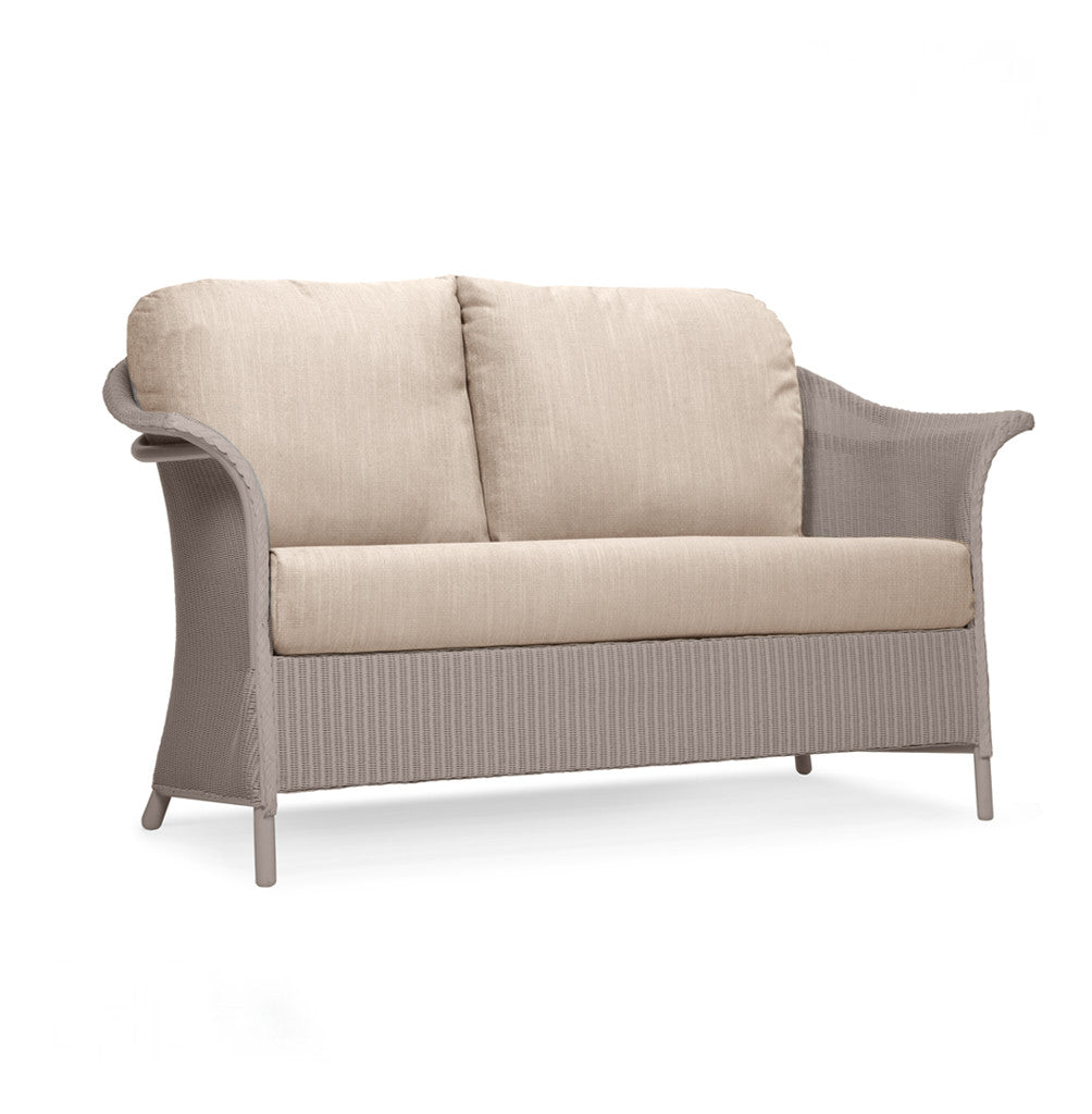 British Made Banford 2 Seat Lloyd Loom Luxury Sofa
