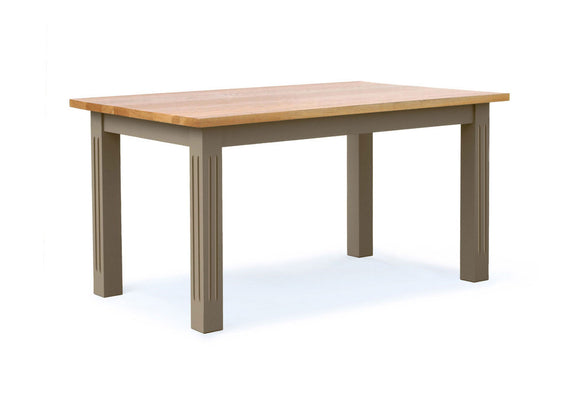 Haddon Dining Table For Lloyd Loom
