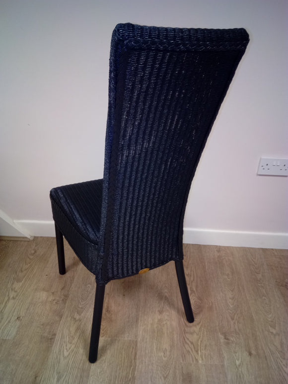 Cranford Lloyd loom dining Chair double weave back (available:1)