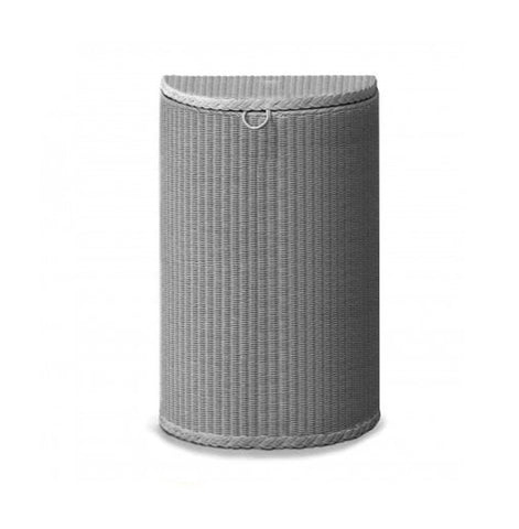 Linen Basket Semi Circle/Half Moon (Laundry Basket)