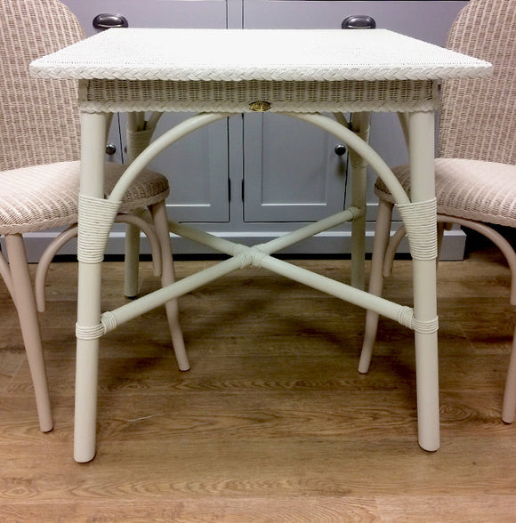 Beverley Square Tea Table (Available: 4)