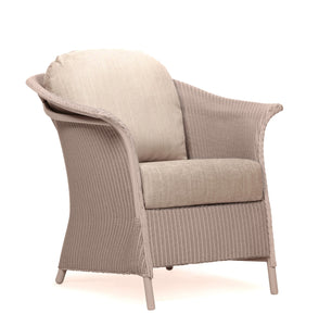 British Made Banford Lloyd Loom Luxury Armchair