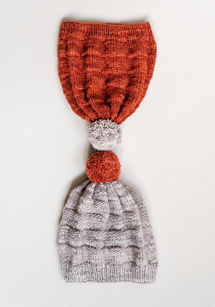 Three Angles Hat by Lucía Ruiz de Aguirre