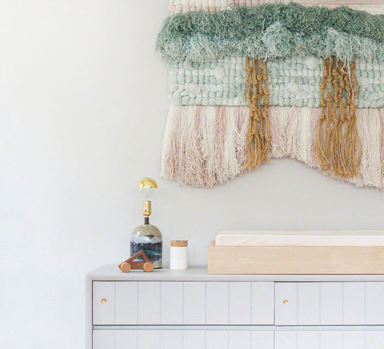 These Kids Rooms Get Styling with Yarns Right
