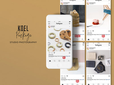Product Photography Package Gold