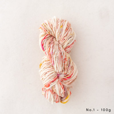 KOEL Hand Spun LE. - The Pinks No.001-014