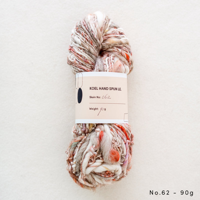 KOEL Hand Spun LE. - The Reds - No. 051 - 062
