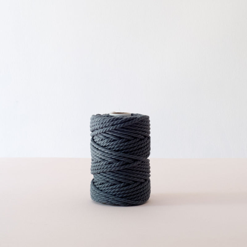 Twisted Cotton Rope 4.5mm