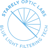 Starely Optic Labs / Blue Light Filtering Tech
