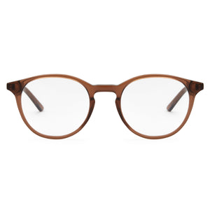 Brown / Protective & Anti-Glare Coating - Glasses