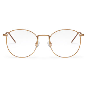 Gold / Protective & Anti-Glare Coating - Glasses