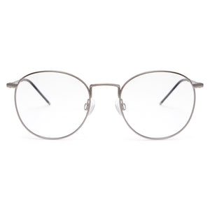 Gunmetal / Protective & Anti-Glare Coating - Glasses